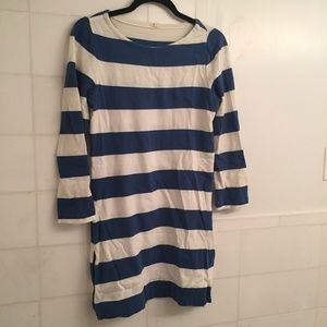 Striped J.Crew Dress